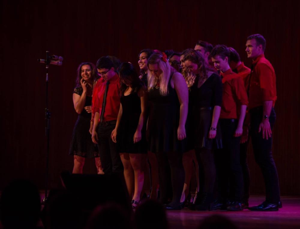 Greater Boston Invitational Songfest (GBIS) 2014 0