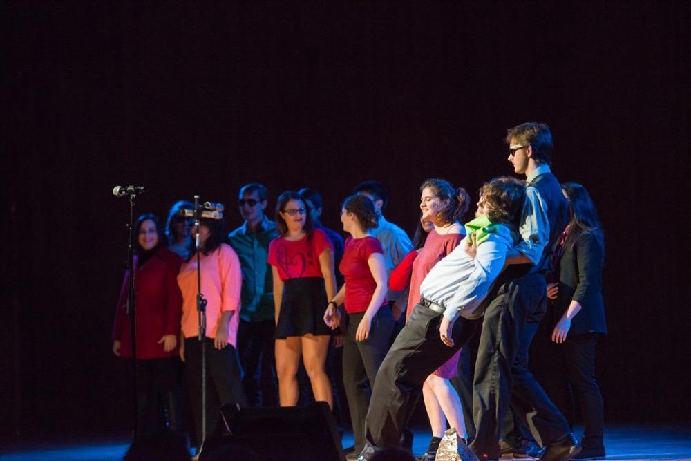 Greater Boston Invitational Songfest (GBIS) 2014 1